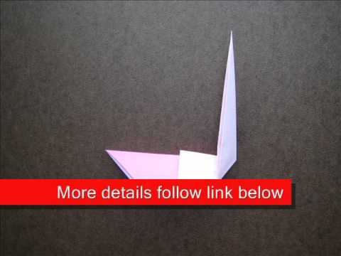 How to Fold Origami Swan - OrigamiInstruction.com