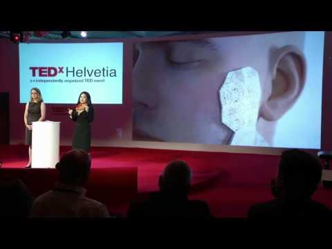 Stretching Boundaries for Flexible Futures: Stephanie Lacour & Jamie Paik at TEDxHelvetia