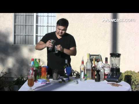 How to Make Mardi Gras Drinks
