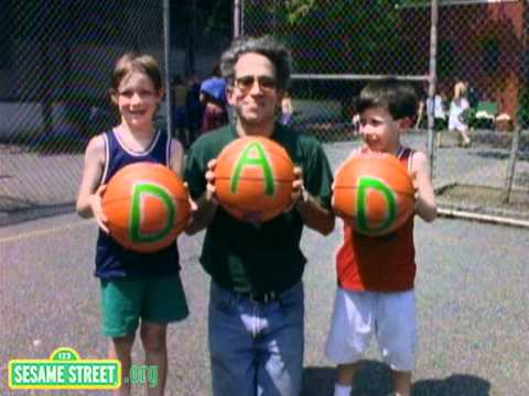 Sesame Street: Dad Song