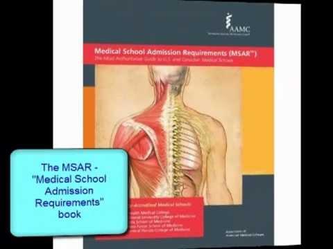 Medical School Application Essentials
