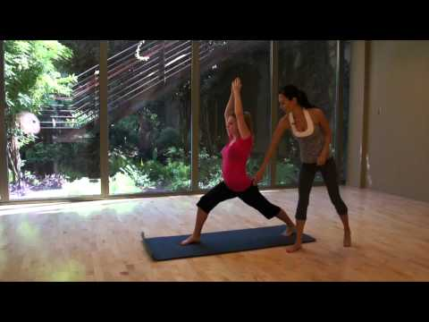 Fitness Routine-Yoga Workout