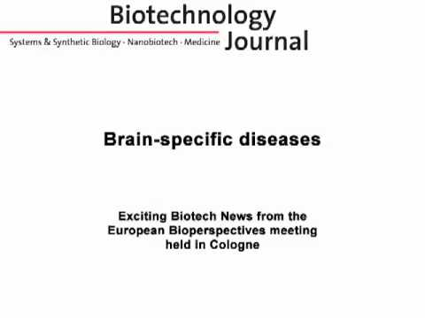 Brain-specific diseases -- short overview of the European Bioperspectives meeting