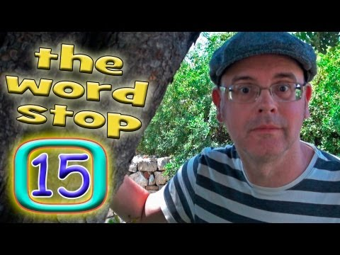 The Word Stop - 15 - BEREAVE