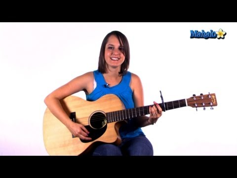 "How to Play ""Ironic"" by Alanis Morissette on Guitar"