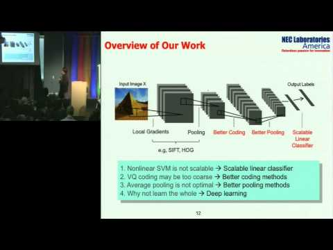 Bay Area Vision Meeting: Visual Recognition via Feature Learning
