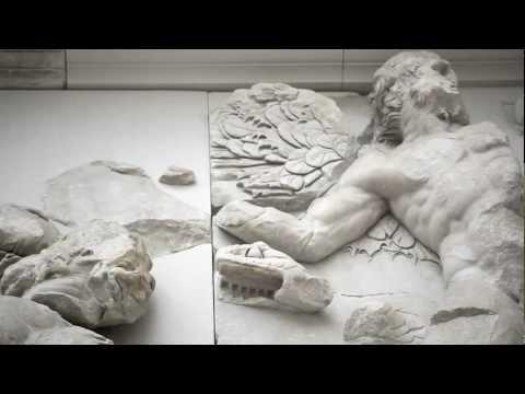 Pergamon Poems I: Asteria & Phoibe | Judith Engel, Gerhard Falkner, Pergamonaltar
