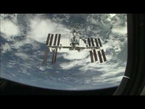 STS-130 Crews Flight Day 13 Video in HD