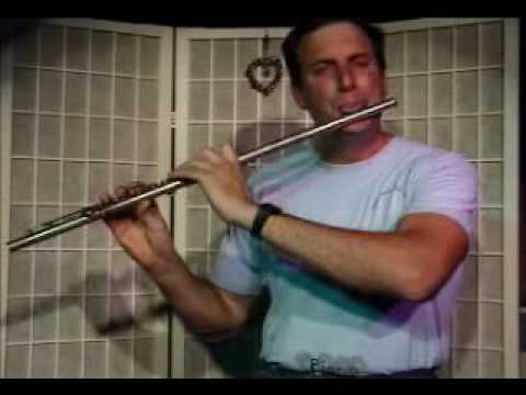 Flute Lesson: How to play a Ab/G# Minor Chord with Arpegio