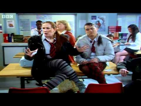 Lauren: Friend in Jesus - The Catherine Tate Show - BBC