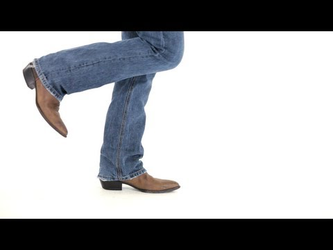 Basic Line Dancing Steps: Leg Lifts