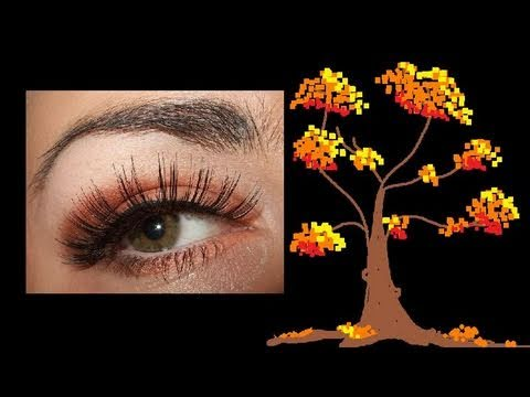 Autumn/Fall make up ideas tutorial