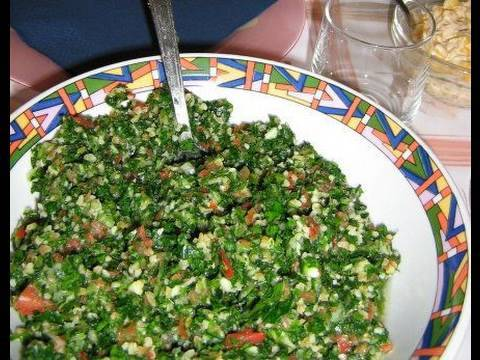 Tabbuleh Salad, How to (PART 1)  ENGLISH+ITALIANO