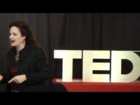TEDxBountiful - Leta Greene- Spark Your Inner Beauty