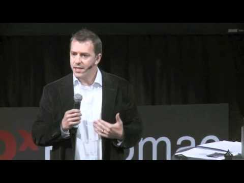 TEDxPotomac - Colin Beavan - To Hell with Sustainability