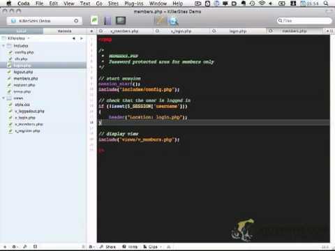 PHP Login - Part 5