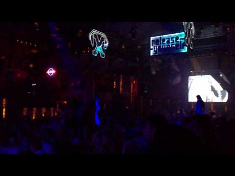 Roger Sanchez in Amnesia Ibiza 2010  recorded using Sony Ericsson Vivaz