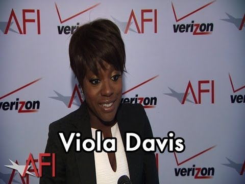 Viola Davis on THE HELP at the AFI AWARDS