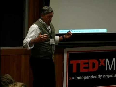 TEDxMiddlebury - Philip Conkling - Thinking Like an Island