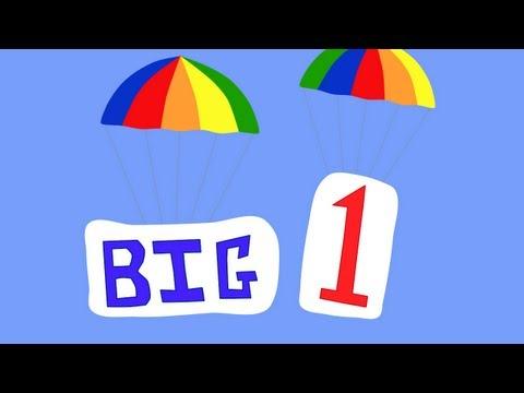 Parachute Letters - BIG 1