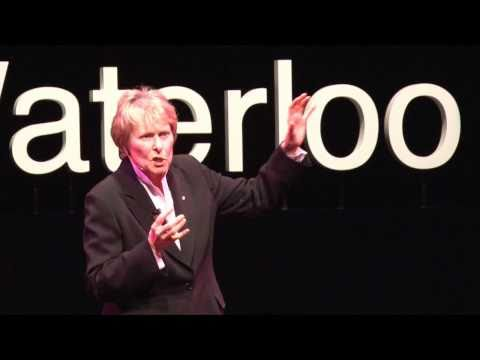 TEDxWaterloo - Roberta Bondar - The Challenge of Change