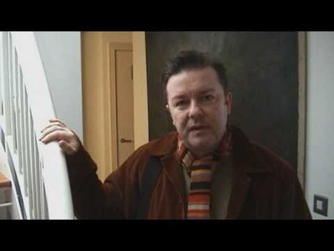 Ricky Gervais in New York - Classic Comic Relief