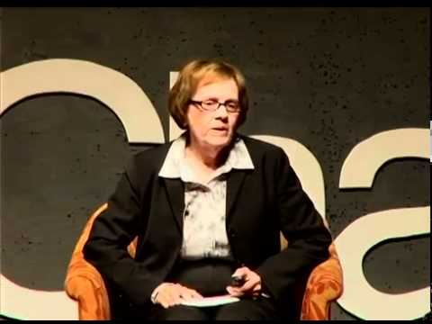 TEDxCharlotteED - Barbara Pellin - Wraparound Services Bringing Hope