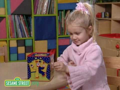 Sesame Street: Jack in the Box #6