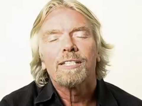Richard Branson: Entrepreneurship and Charity