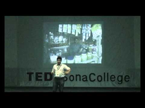TEDxSonaCollege - Kaustubh Katdare - From perpetual confusion to discovering my passion!