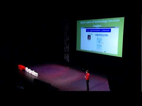TEDxRotterdam - Lineke Sneller - Users of technology will lead the future