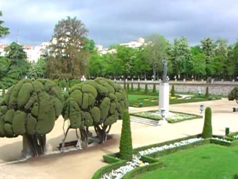 Retiro of Madrid 1