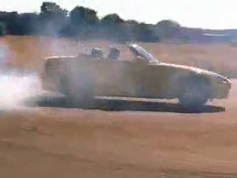 Top Gear - Grannies spin donuts on the race track pt 1 - BBC