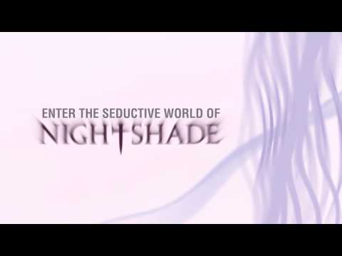 Nightshade by Andrea Cremer book trailer video