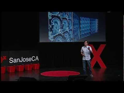 TEDxSanJoseCA 2012 -- Walter De Brouwer -- Life Meets Trek