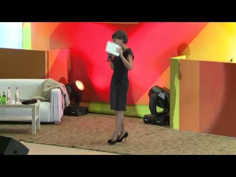 TEDxYauzaRiver - Olga Sapanzha - Forever alive idea of a museum: everybody needs a museum