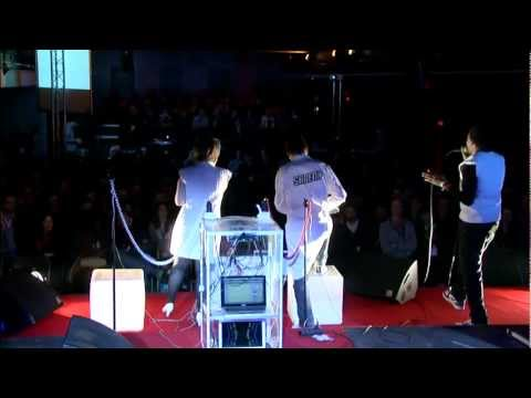 TEDx - Sabena Music - Multi Color Fun Electro Music