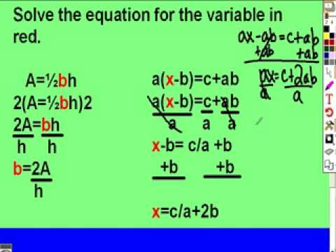 17 Solving Equations in One Variable