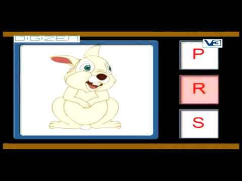 Learn Alphabets and Numbers With Ding - Part 7