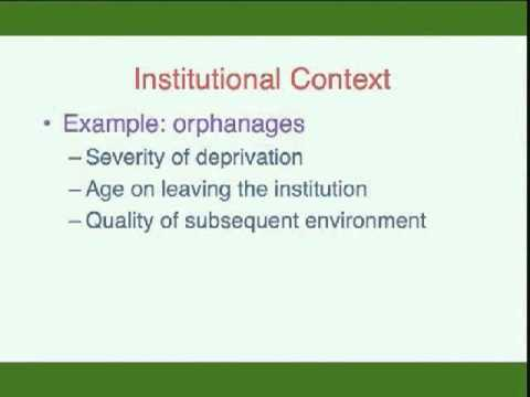 Saylor PSYCH101: Social and Emotional Development in Infancy