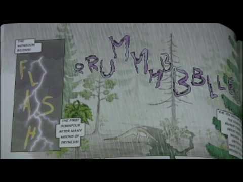 Plateosaurus the Journey Book Trailer