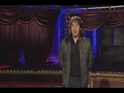 Send your questions to Josh Groban @ PBS Engage