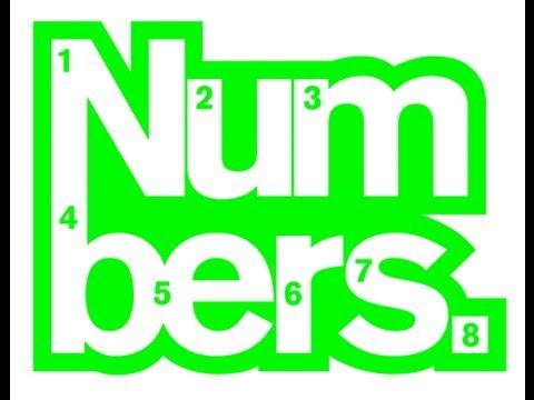 Spanish Numbers 1 to 20 with MrLearnSpanish