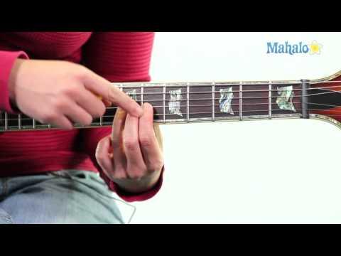 Mahalo Guitar Solo Course: Bending