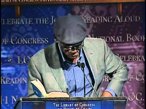 Yusef Komunyakaa: 2011 National Book Festival