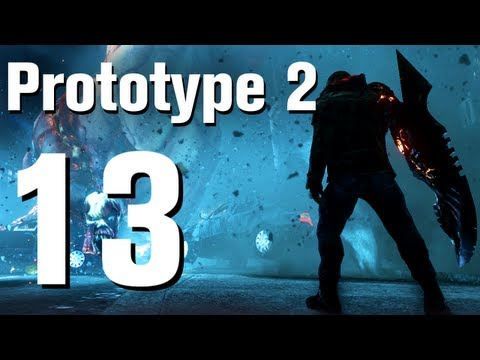 Prototype 2 Walkthrough Part 13 - The Mad Scientist [No Commentary / HD / Xbox 360]