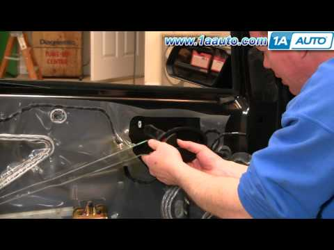 How To Install Replace Front Inside Door Handle Saturn Ion 03-07 1AAuto.com