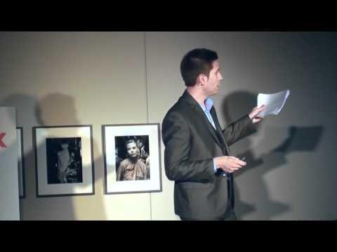 TEDxZug - Simon Denoth - Walk the Talk