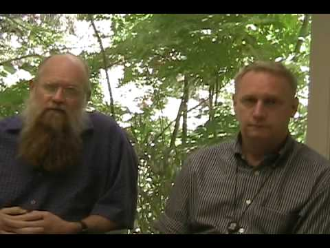 Scott Morehouse and Dirk Gorter: talk about GIS and the Cloud