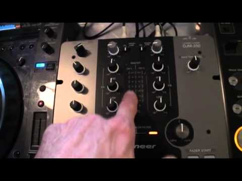 Pioneer DJM250 mixer review
